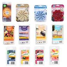 AIRWICK WAX MELTS CANDLE BURNER FRAGRANCE CHOOSE SCENT 66g Fast Postage