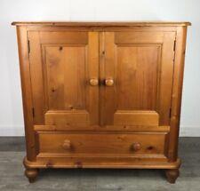 Pine 2 Door Cupboard, Linen Press / Storage /kitchen / Bathroom