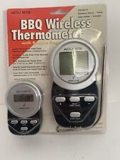New listing Acurite Wireless Cooking & Barbeque Bbq Thermometer w Wireless Pager (T1)