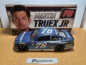 2017 Martin Truex Jr #78 Auto-Owners Insurance Toyota 1:24 NASCAR Action MIB
