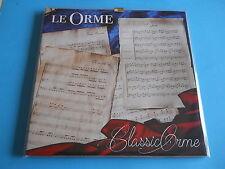 LP ITALIAN PROG LE ORME - CLASSIC ORME