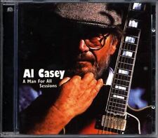 AL CASEY A Man For All Sessions RARE OUT OF PRINT BEAR FAMILY IMPORT CD SEALED