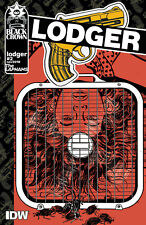 LODGER #2 (2018) - Cover A - New Bagged