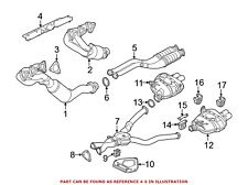 For BMW Genuine Exhaust Pipe to Manifold Gasket 11627830668