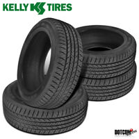 4 X New Kelly Edge A/S 225/65R17 102H All-Season Traction Tire