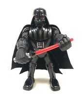 "Hasbro LFL 2012  Heroes Star Wars Jedi Force Darth Vader 5-1/4"" Action Figure UK"
