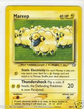 Pokemon Card - Mareep 65/111 Mint - Never Played