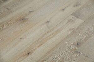 Smoked, Brushed & White UV Oiled Engineered Oak Flooring 1900*190*15/4mm EO1514