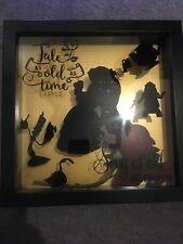 Beauty And The Beast Box Frame