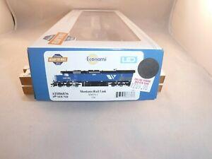 Athearn R-T-R HO Montana Rail Link MRL EMD SD45T-2 #334        DCC-Econami Sound