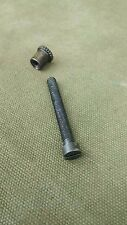 M1 carbine, recoil plate screw & nut, Vite e ghiera x Blocco culatta (cd. 231)