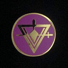 Masonic Royal & Select Master Cryptic Mason Lapel Pin (RSM-2)