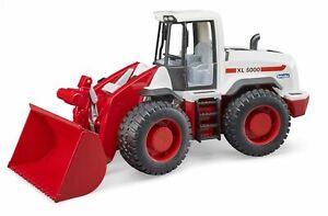 Bruder 03410 BRUDER Gelenkradlader Lastwagen Traktoren Baustelle Bagger