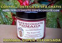 + CREMA POMADA TEPEZCOHUITE REFORZADA PSORIASIS ECZEMA PIEL SECA ACNE CICATRICES