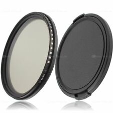 37mm Fader ND variabler Graufilter Objektivdeckel Quality ND2-ND400 Slim