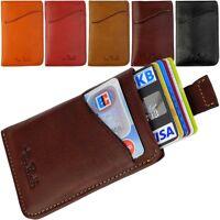TONY PEROTTI Pull Up System RFID Kreditkartenetui ec Kartenetui Scheckkartenetui