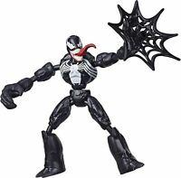 SPIDER-MAN BEND AND FLEX VENOM ACTION FIGURE KIDS TOY