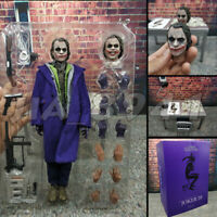 HC 1:6 The Dark Knight Joker Batman 20 DX 11 1/6TH 11'' Figure New 30cm