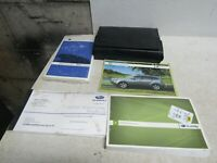 09 SUBARU FORESTER OWNERS MANUALS