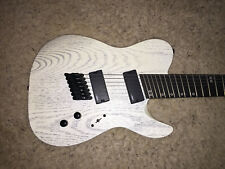 Legator Fanned Fret 7 String Electric Guitar UNPLAYED MINT Fender Gibson Parker
