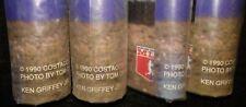 1990 COSTACOS KEN GRIFFEY JR MLB ORIGINAL POSTER SEALED NEVER OPENED RARE