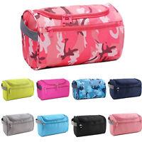 Women Ladies Travel Cosmetic Makeup Bag Case Toiletry Handbag Organisers Storage