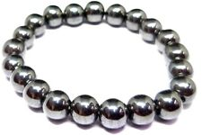Stone Relief Bracelets Energy Beads Healing Hematite Bracelet Magnetic Therapy