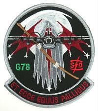 USAF 1st SOS SPECIAL OPERATIONS SQUADRON GOOSE-78 PATCH