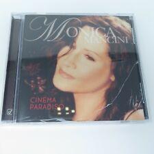 Monica Mancini - Cinema Paradiso 2002 Jazz Pop Cd Album