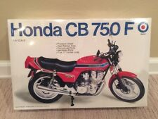 Vintage Entex 1/8 Scale Model Kit - HONDA CB750F CB 750 F   Sealed Set