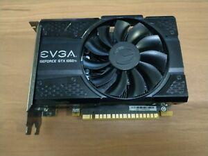 EVGA Nvidia GeForce GTX 1050 Ti 4GB GPU VRAM Graphics Card PC Gaming Used