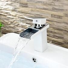 Quartet Sink Faucet Waterfall Faucet Glass Vessel Sink Bathroom Faucet Hose