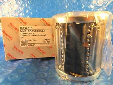 Rexroth R065825040 Compact Linear Bushing, CB-50UU