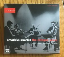 Amadeus Quartet - The Cologne Years 1953-1957 2CD Andante Recs