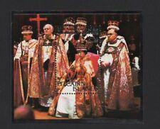 PITCAIRN ISLAND 1978 25th ANNIV OF CORONATION M/SHEET *VF MNH*
