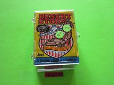 DESERT STORM SERIES 2 VICTORY BASE SET WITH 11 STICKER SET 1991 TOPPS
