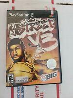 Nba Street 3  Vol 3 V3 (Sony Playstation 2 ps2) Tested