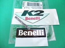 BENELLI K2 LC KIT ADESIVI CARENA COWLING  DECAL GRAPHIC SET R83020221A0