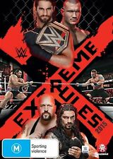 WWE: Extreme Rules 2015 - Rusev NEW R4 DVD