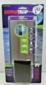 New DYNATRAP DT3039 Electronic Insect Indoor Trap Glue Cards 2 USB 2 AC Outlets