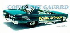 """The """"Flying Dutchman"""" Al Vander Woude's 66 Dodge Dart Roadster"""