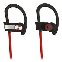 Maeline Wireless Sports Earphones w/in-Line Microphone Volume Control - HD So...