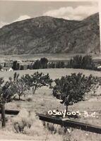 Postcard, Osoyoos, B.C. Canada, RPPC Vintage P19
