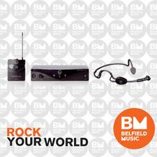 AKG Perception Wireless Microphone System Sports Set - Headworn Mic - BNIB - BM