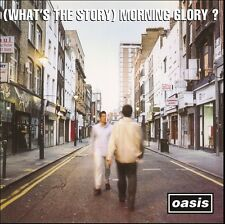 Oasis - (Whats the Story) Morning Glory [New CD] Rmst