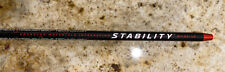 New BGT Original Red Edition Stability Putter Shaft 355 Or 370 Tips! Best Offer