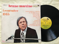Bruno Martino ‎– I Remember 1945 - LP