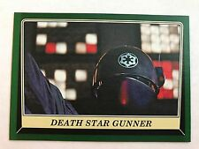 Star Wars Rogue One Mission Briefing #80 Death Star Gunner GREEN NrMint-Mint