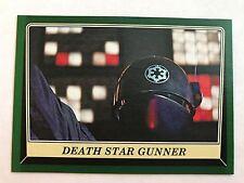Star Wars Rogue One Mission Briefing #80 Death Star Gunner GREEN NrMint-Mint