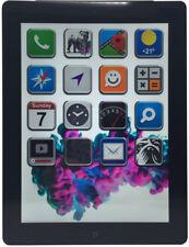 Apple iPad 3 16GB Black/Schwarz *gut* Wi-Fi & 3G 4G Cellular Tablet (N96438)